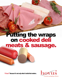 Cooked Deli Meats and Sausage